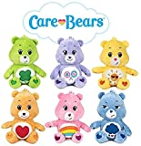 Care Bears Pack 6 Peluches Osos Amorosos 22 cm